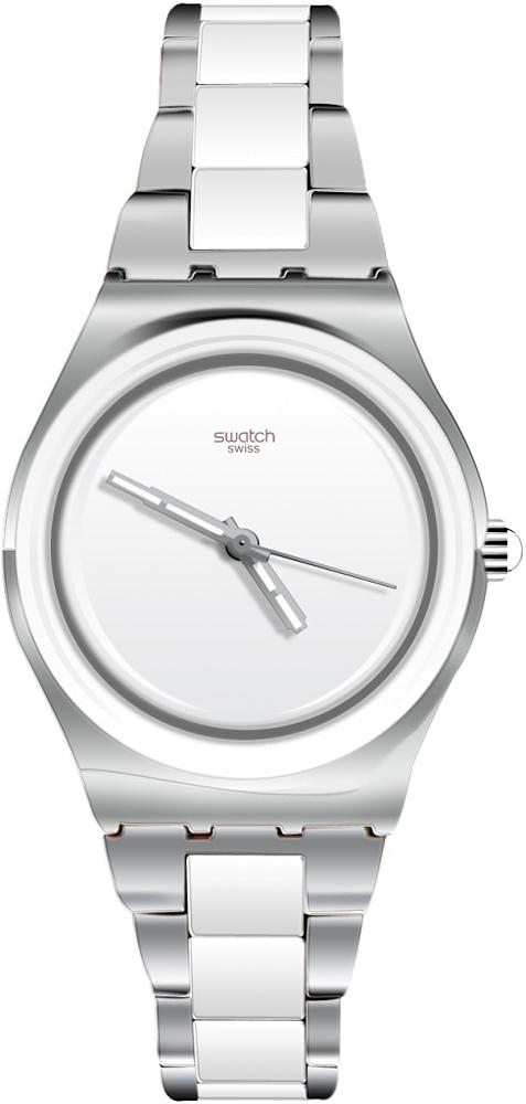 Swatch YLS141GC - zegarek damski