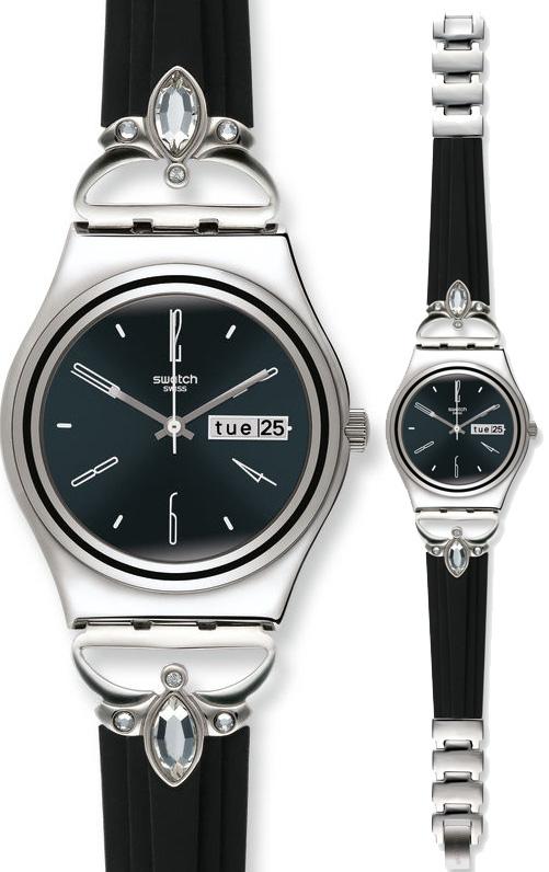 Swatch YLS710G - zegarek damski