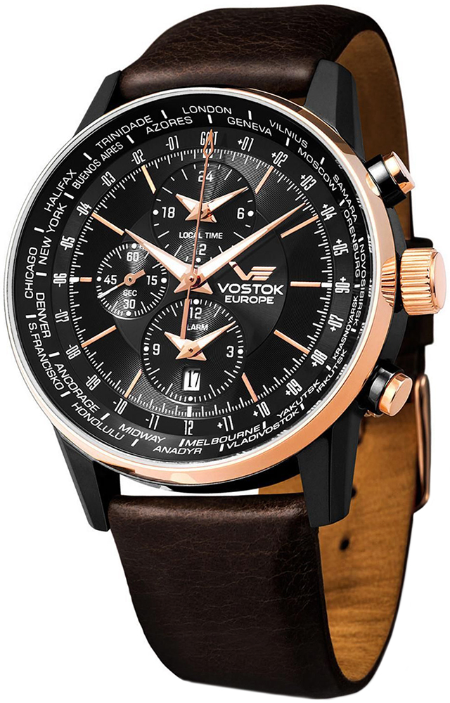 Vostok Europe YM26-5603255 - zegarek męski