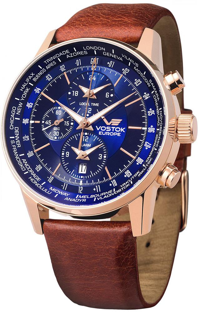 Vostok Europe YM26-5609256 - zegarek męski
