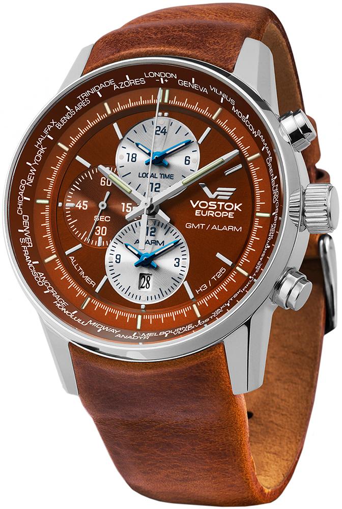 Vostok Europe YM26-565A292 - zegarek męski