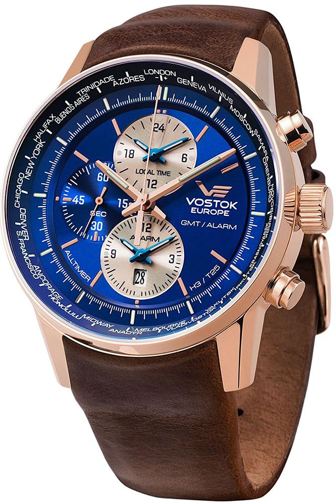 Vostok Europe YM26-565B293 - zegarek męski