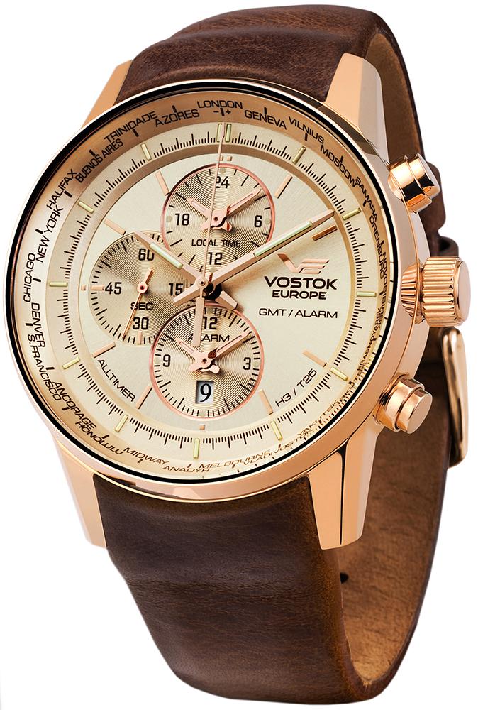 Vostok Europe YM26-565B294 - zegarek męski