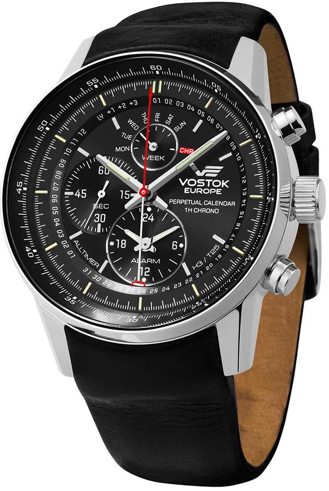 Vostok Europe YM86-565A287 - zegarek męski