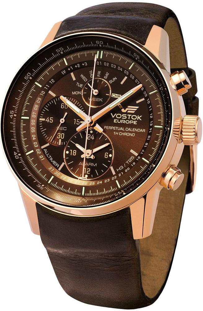Vostok Europe YM86-565B288 - zegarek męski