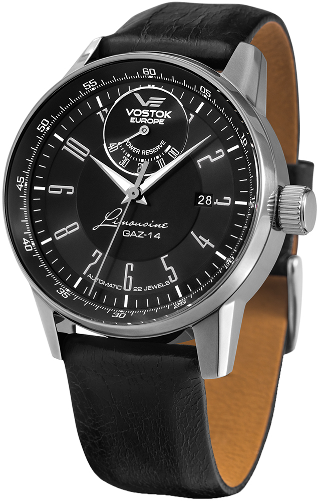 Vostok Europe YN85-560A517 - zegarek męski