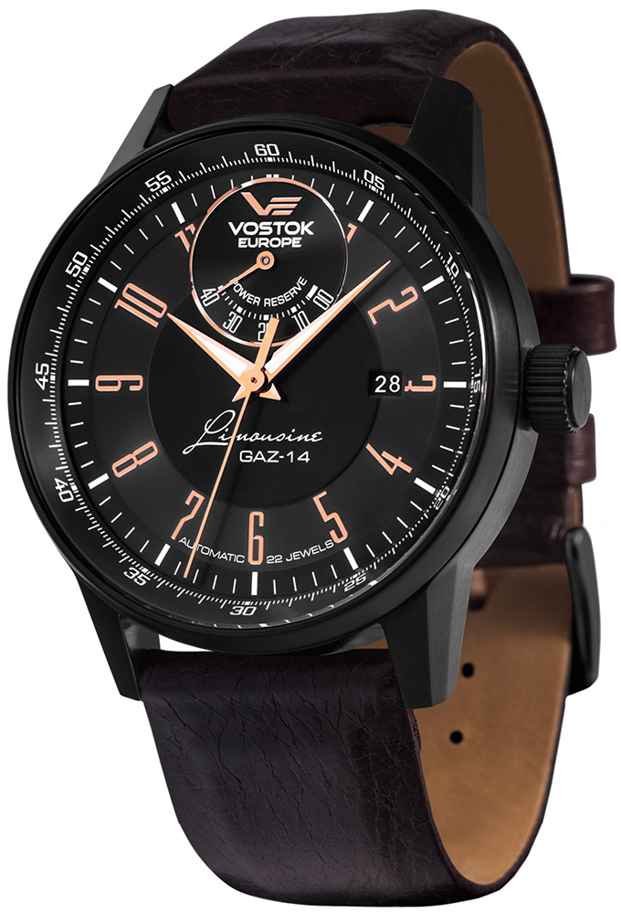 Vostok Europe YN85-560C520 - zegarek męski
