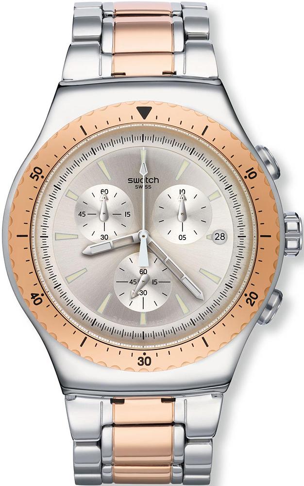 Swatch YOS452G - zegarek męski