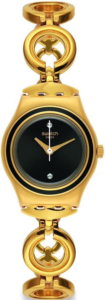 Swatch YSG130G - zegarek damski