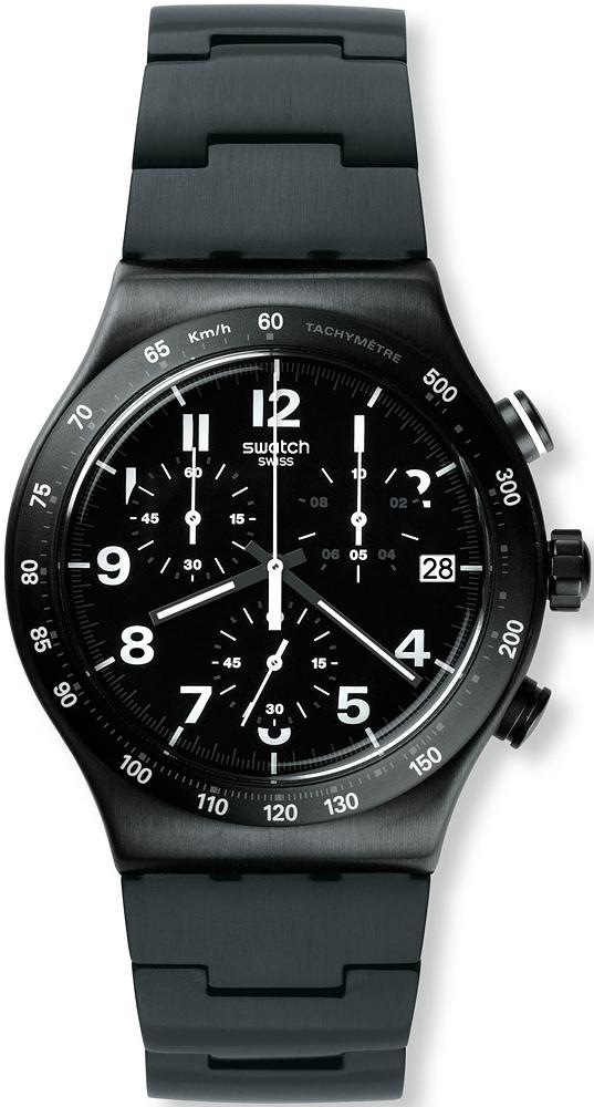 Swatch YVB402G - zegarek męski
