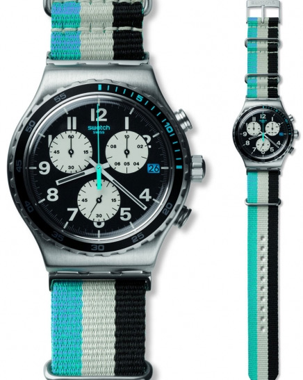 Swatch YVS409 - zegarek męski