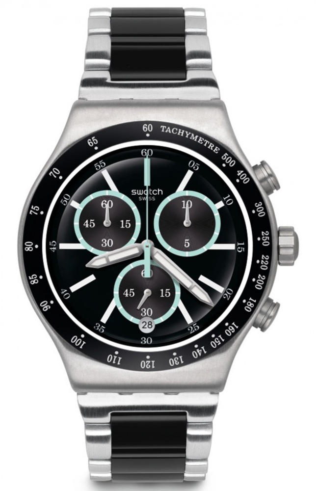 Swatch YVS434G - zegarek męski