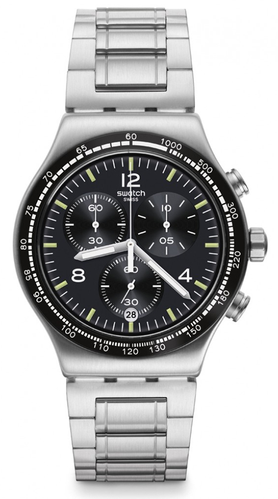 Swatch YVS444G - zegarek męski