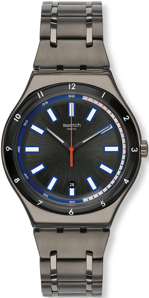 Swatch YWM400G - zegarek męski