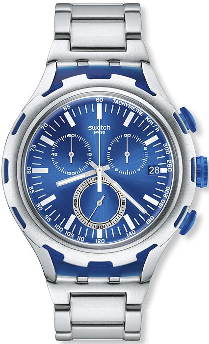 Swatch YYS4001AG - zegarek męski