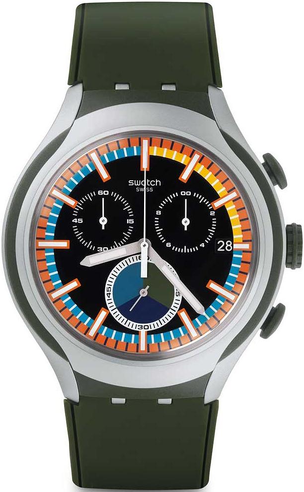 Swatch YYS4009 - zegarek męski