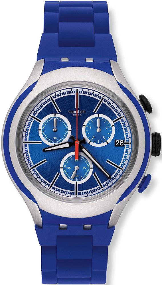 Swatch YYS4017AG - zegarek męski