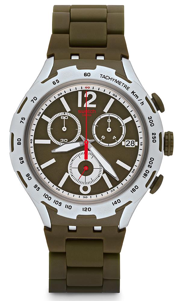 Swatch YYS4022AG - zegarek męski