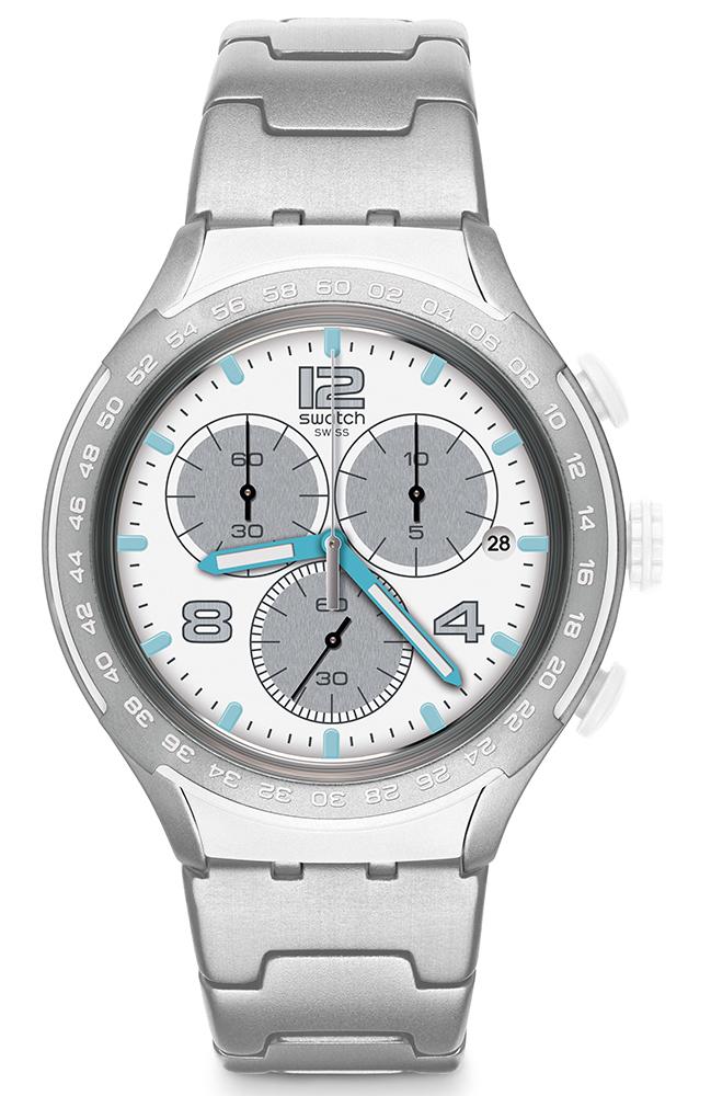 Swatch YYS4024AG - zegarek męski