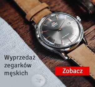 wyprzedaż zegarków męskich
