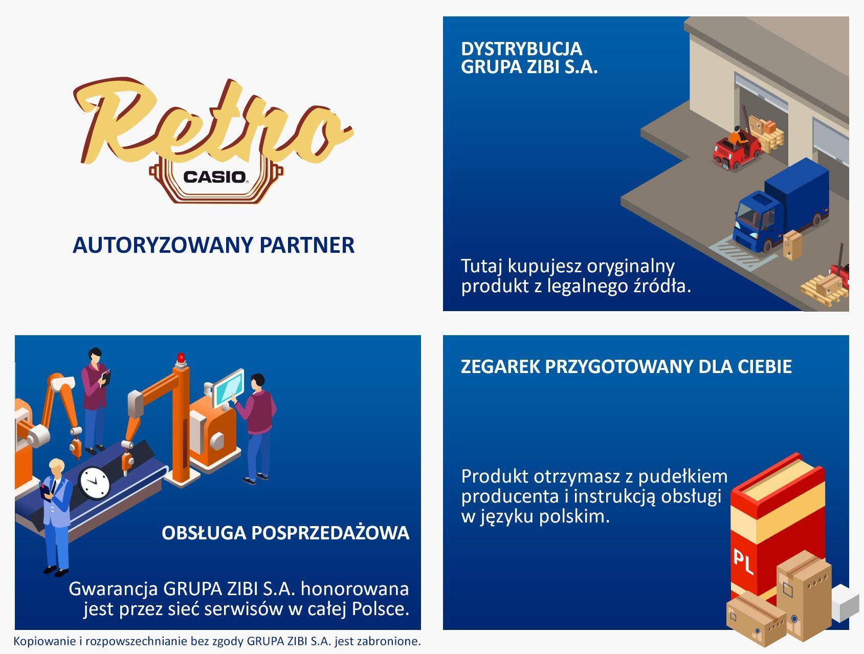 Autoryzowany Partner Casio