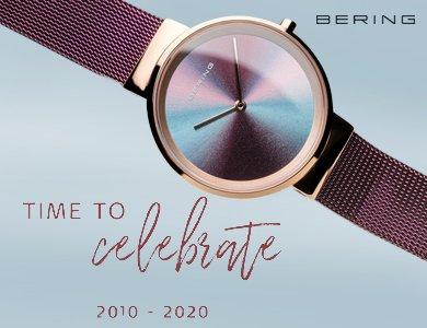 Świętujemy 10-lecie istnienia marki Bering