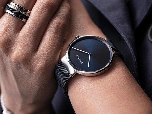 Funkcjonalne piękno zegarka Bering