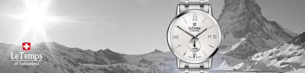 Zegarek Le Temps