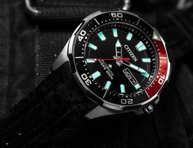 Limitowane zegarki Promaster na 50-lecie Citizena!
