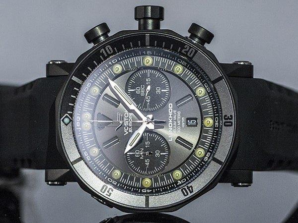 Litewski zegarek automatyczny marki Vostok Europe