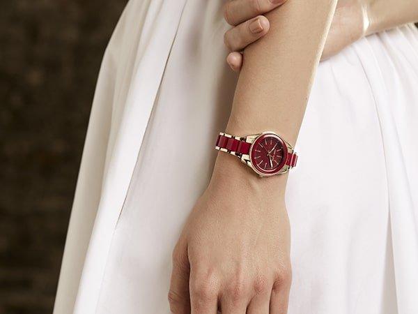 Wyjątkowy zegarek Anne Klein