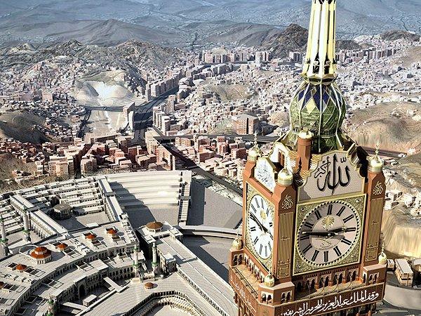 Największy zegar świata