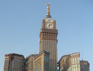 Największy zegar na świecie