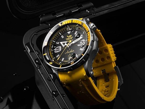 Sportowy charakter zegarków Vostok Europe