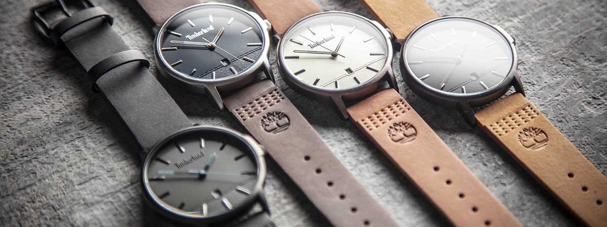 Klasyczne zegarki Timberland
