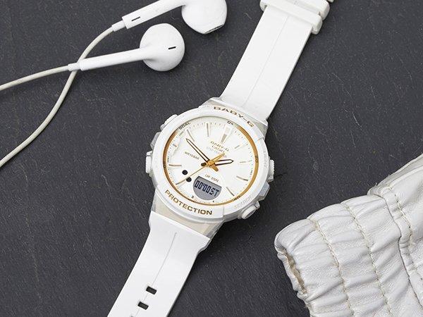 Zegarek Casio damski sportowy G-Shock