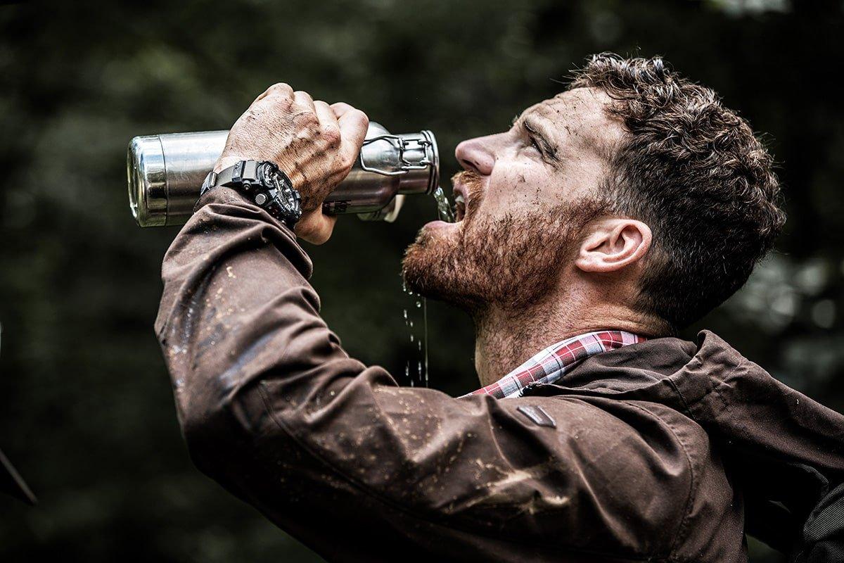 Zegarek G-Shock jest idealny na ekstremalne wyprawy terenowe, jak i codzienne treningi sportowe.