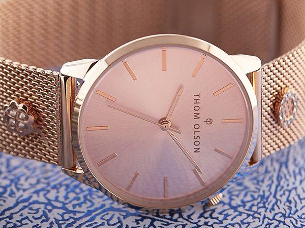 Thom Olson- więcej niż zegarek