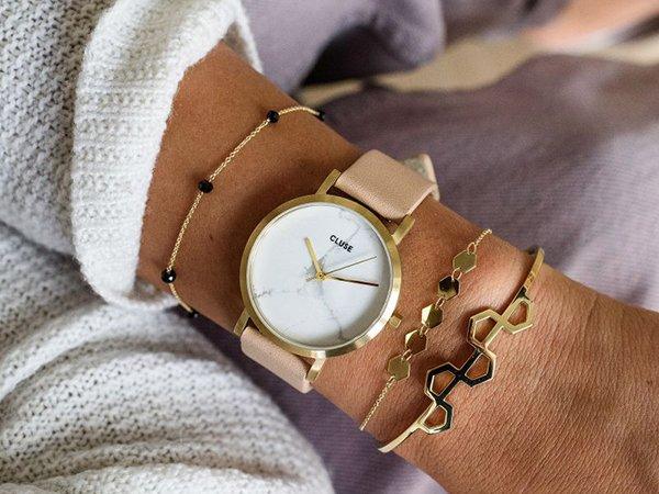Minimalizm z zegarkami Cluse