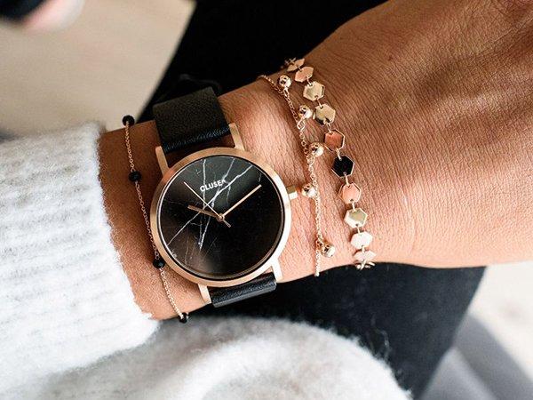 Zegarek damski markowy Cluse La Roche na każdą okazję
