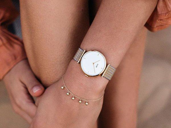Szlachetna klasyka zegarków Cluse Triomphe