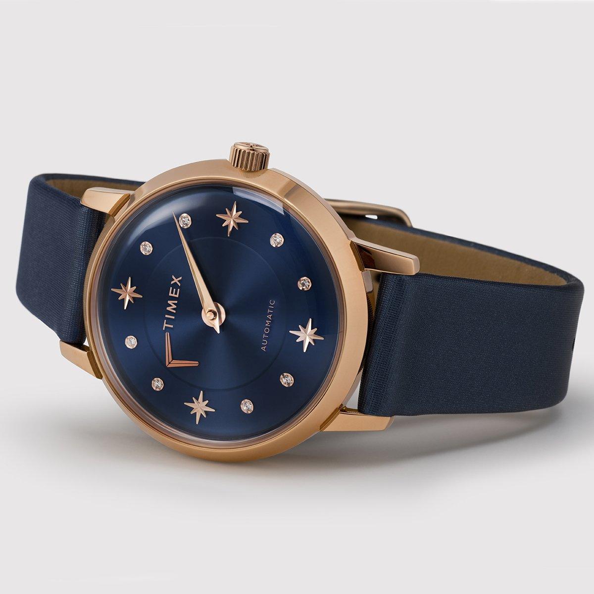 Damski zegarek Timex Crystal Opulence TW2T86100
