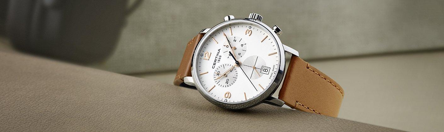 Certina DS Caimano Chronograph - nowe spojrzenie na klasyczną kolekcję