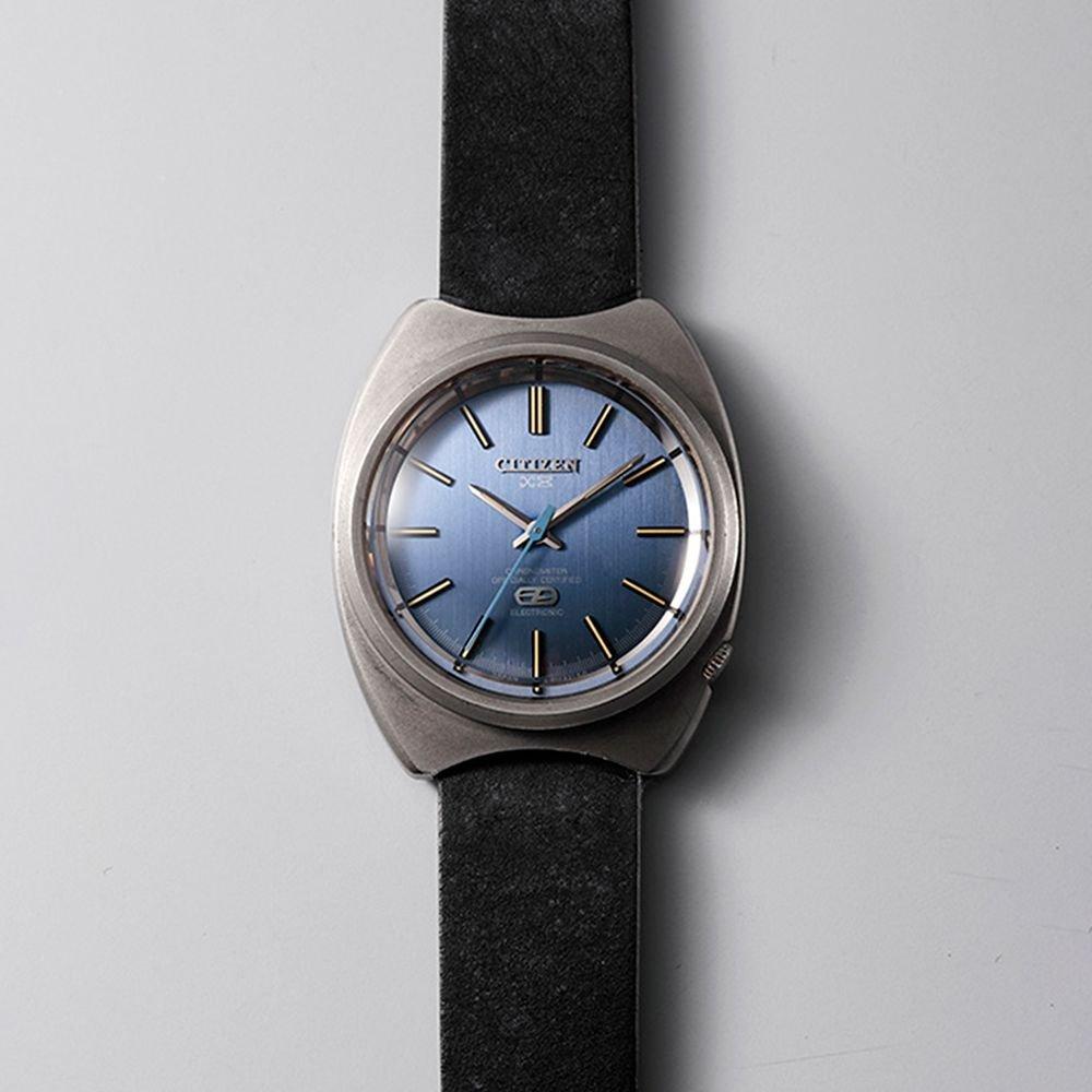 Chronometr X-8 pierwszy na świecie tytanowy zegarek