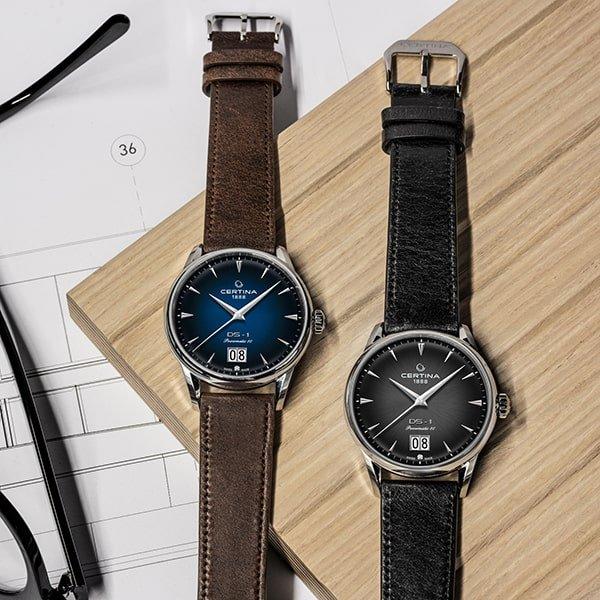 Eleganckie zegarki Certina