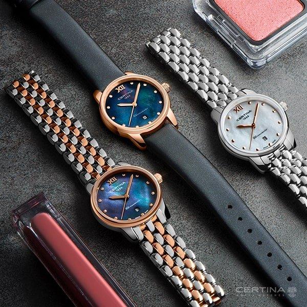 Zegarki Certina — kultowe kolekcje