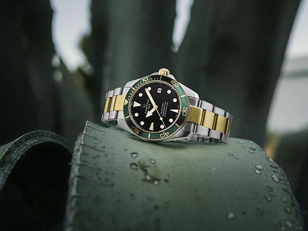 Niewielkie zegarki gotowe na wielkie wyzwania  - Certina DS Action Diver 38 mm