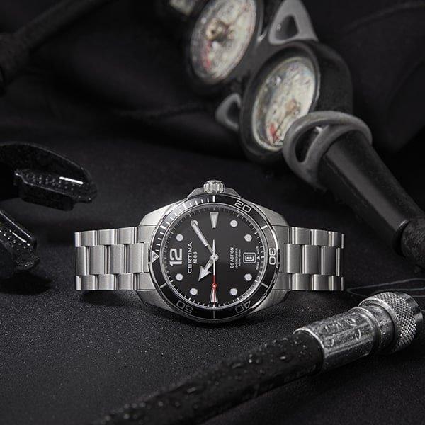 Zegarek Certina —  sportowa elegancja