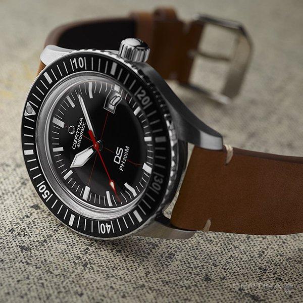 Mistrzowskie rzemiosło zegarków Certina