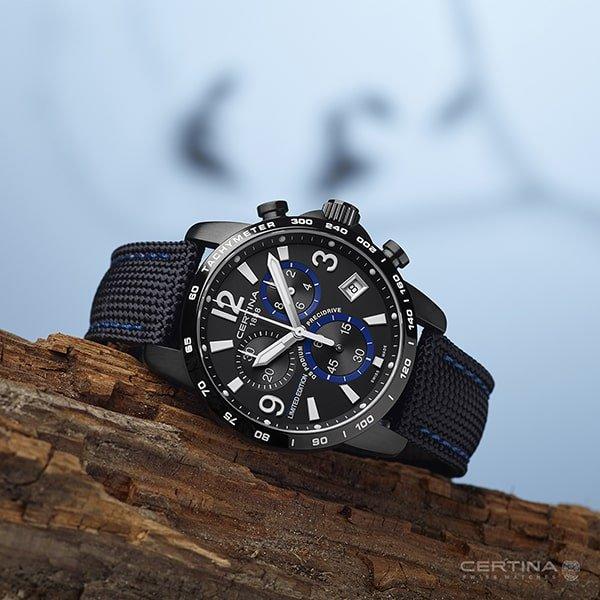 Aqua, czy Sport?  Która kolekcja zegarków Certina jest dla Ciebie?